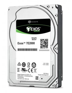 "Seagate Enterprise ST2000NX0403 interna hårddiskar 2.5"" 2000 GB Serial ATA III Seagate ST2000NX0403 - 1"