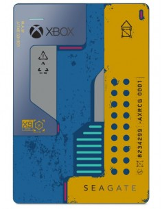 Seagate Game drive STEA2000428 external hard 2000 GB Blue, Yellow Seagate STEA2000428 - 1