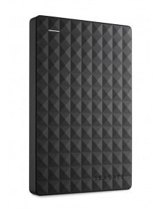 Seagate Expansion Portable 4TB external hard drive 4000 GB Black Seagate STEA4000400 - 1