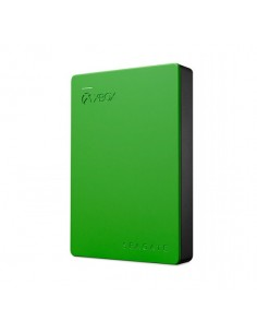 Seagate Game Drive For Xbox Portable 4TB externa hårddiskar 4000 GB Svart, Grön Seagate STEA4000402 - 1