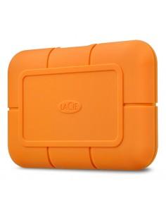 LaCie Rugged 1000 GB Oranssi Seagate STHR1000800 - 1