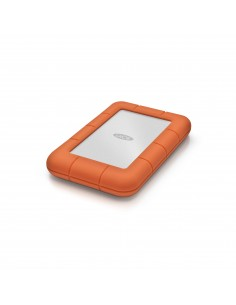 LaCie Rugged 2000 GB Orange Seagate STHR2000800 - 1
