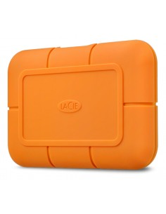 LaCie Rugged 500 GB Orange Seagate STHR500800 - 1