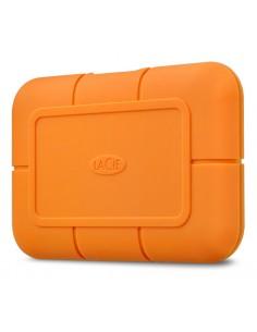 LaCie Rugged 500 GB Oranssi Seagate STHR500800 - 1