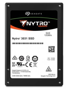 "Seagate Enterprise Nytro 3131 2.5"" 3840 GB SAS 3D eTLC Seagate XS3840TE70014 - 1"