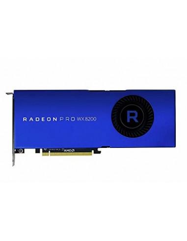 AMD 100-505956 näytönohjain Radeon RX Vega 56 8 GB Korkea kaistanleveyden muisti 2 (HBM2) Amd 100-505956 - 1