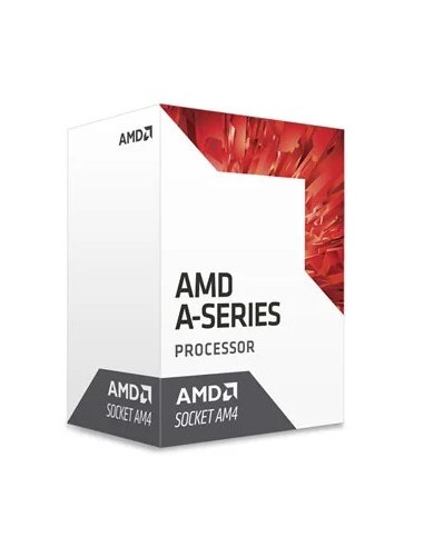 AMD A series A10-9700 suoritin 3.5 GHz 2 MB L2 Laatikko Amd AD9700AGABBOX - 1