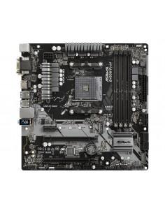 Asrock B450M Pro4 emolevy Kanta AM4 ATX AMD B450 Asrock 90-MXB8F0-A0UAYZ - 1