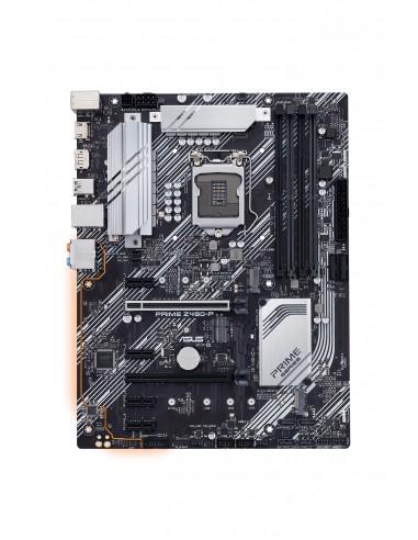 ASUS PRIME Z490-P Intel Z490 LGA 1200 ATX Asus 90MB12V0-M0EAY0 - 1