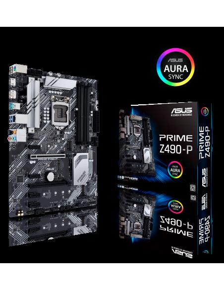 ASUS PRIME Z490-P Intel Z490 LGA 1200 ATX Asus 90MB12V0-M0EAY0 - 6