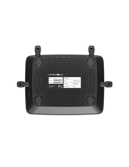 Linksys MR8300 trådlös router Gigabit Ethernet Tri-band (2,4 GHz / 5 GHz) Svart Linksys MR8300-EU - 5