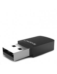 Linksys WUSB6100M Max-Stream AC600 Dual-Band MU-MIMO USB Adapter Linksys WUSB6100M-EU - 1