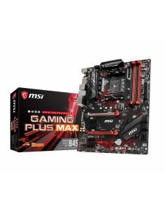 MSI B450 GAMING PLUS MAX moderkort AMD Uttag AM4 ATX Msi B450 GAMING PLUS MAX - 1