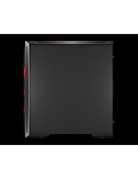 MSI MPG GUNGNIR 100D Mid Tower Gaming 'Black Dragon Edition, 1x 120mm Fan, Tempered Glass Panel, E-ATX, ATX, mATX, mini-ITX' Msi