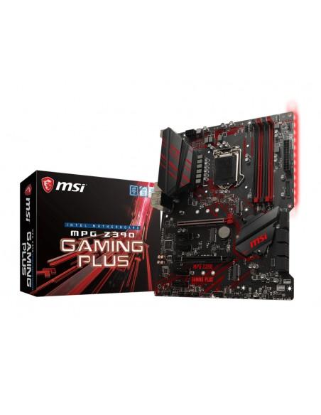 MSI MPG Z390 Gaming Plus Intel LGA 1151 (Socket H4) ATX Msi MPG Z390 GAMING PLUS - 1