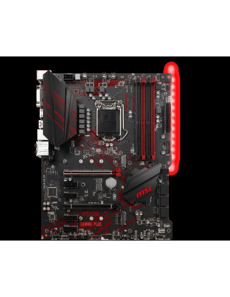 MSI MPG Z390 Gaming Plus Intel LGA 1151 (Socket H4) ATX Msi MPG Z390 GAMING PLUS - 2
