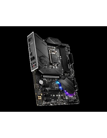 MSI MPG Z490 GAMING PLUS moderkort Intel LGA 1200 ATX Msi MPG Z490 GAMING PLUS - 5