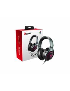 MSI Immerse GH50 Headset Huvudband Svart Msi S37-0400020-SV1 - 1