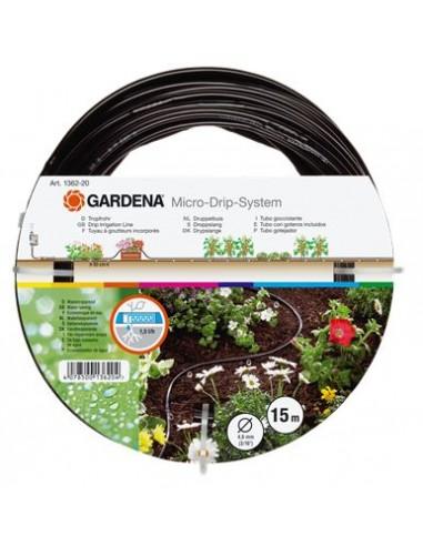 Gardena 1362-20 puutarhaletku 15 m Maanpinnan yläpuolella Musta Gardena 01362-20 - 1