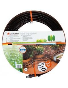 Gardena 1389-20 trädgårdsslangar 50 m Svart Gardena 01389-20 - 1