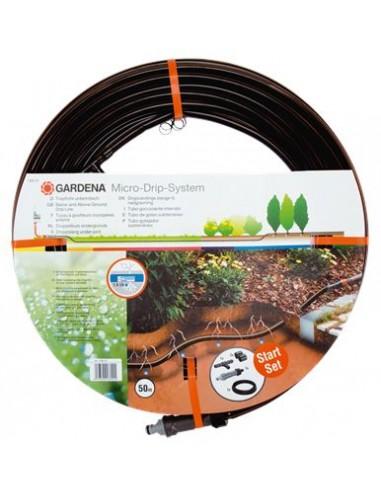 Gardena 1389-20 puutarhaletku 50 m Musta Gardena 01389-20 - 1