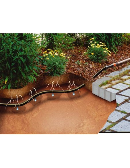 Gardena 1389-20 puutarhaletku 50 m Musta Gardena 01389-20 - 2