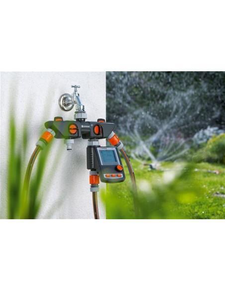 Gardena 08194-20 water hose fitting Grey, Orange, Silver 1 pc(s) Gardena 08194-20 - 3