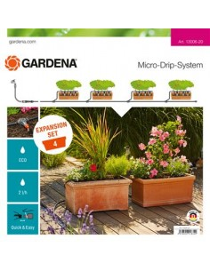 Gardena 13006-20 smart planter Terracotta Rectangle Gardena 13006-20 - 1