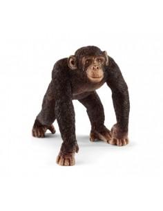 Schleich Wild Life Chimpanzee, male Schleich 14817 - 1