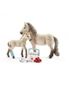 Schleich Horse Club 42430 lasten leluhahmo Schleich 42430 - 1