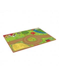 Schleich Farm Life 42442 lasten matto & leikkimatto Monivärinen Suorakulmainen Schleich 42442 - 1