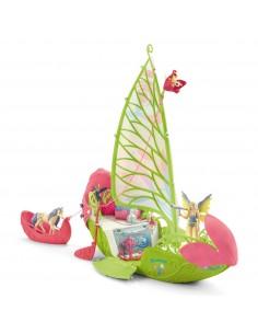 Schleich bayala Seras magiska blomsterbåt Schleich 42444 - 1