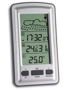 TFA-Dostmann 35.1079 digital weather station Silver Tfa-dostmann 35.1079 - 1