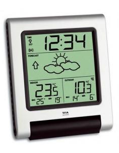 TFA-Dostmann 35.1089.IT digital weather station Silver Tfa-dostmann 35.1089 - 1