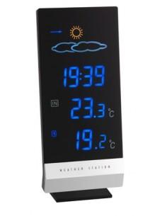 TFA-Dostmann 35.1093 digital väderstation Svart, Silver Tfa-dostmann 35.1093 - 1