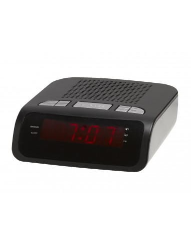 Denver CR-419 MK2 radio Kello Digitaalinen Musta Denver 111131000140 - 1