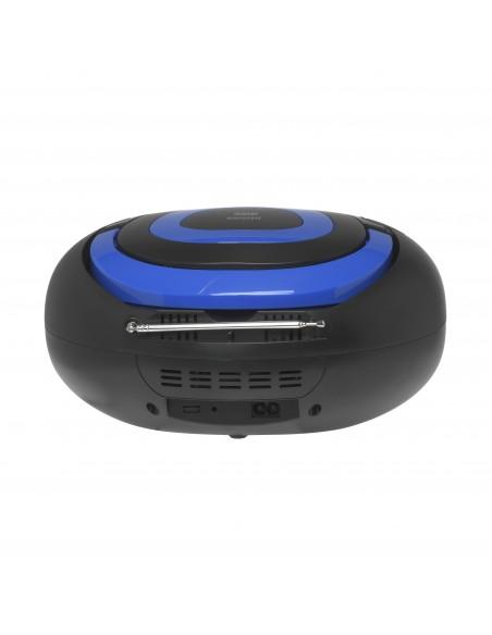 Denver TCL-212BT BLUE CD-soitin Kannettava Musta, Sininen Denver 111141300010 - 6