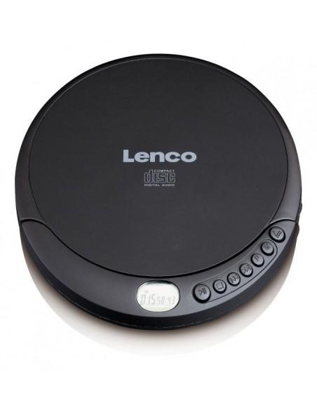 Lenco CD-010 CD-soitin Kannettava Musta Lenco CD-010 - 1