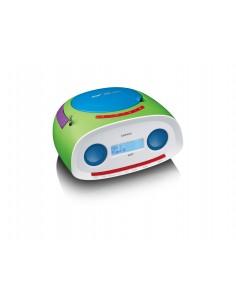 Lenco SCD-70 portable stereo system Analog & digital 2 W Multicolour Lenco SCD70 - 1