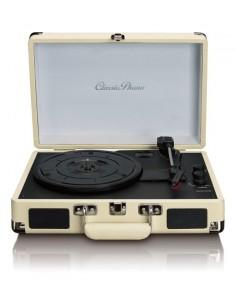 Lenco Giradischi TT-11 bianco Belt-drive audio turntable White Lenco TT11WH - 1