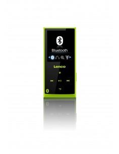 Lenco Xemio 760 BT 8GB MP4-soitin Musta, Vihreä Lenco XEMIO760BTGR - 1