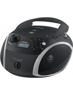 Grundig GRB 3000 BT Digitaalinen 3 W Musta, Hopea Grundig GPR1090 - 1