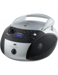 Grundig GRB 4000 BT Digital 3 W Black, Silver Grundig GPR1150 - 1