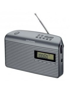 Grundig Music 61 Portable Digital Black, Graphite Grundig GRN1410 - 1