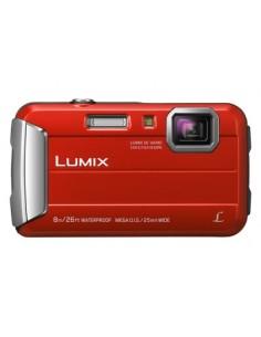 "Panasonic Lumix DMC-FT30 1/2.33"" Kompakti kamera 16.1 MP CCD 4608 x 3456 pikseliä Oranssi Panasonic DMC-FT30EG-D - 1"