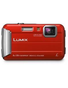 "Panasonic Lumix DMC-FT30 1/2.33"" Kompakti kamera 16.1 MP CCD 4608 x 3456 pikseliä Punainen Panasonic DMC-FT30EG-R - 1"