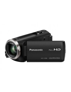 Panasonic HC-V180EG-K videokamera 2.51 MP MOS BSI Kannettava Musta Full HD Panasonic HCV180EGK - 1