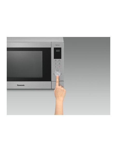 Panasonic NN-CD87KSGTG microwave Countertop Grill 34 L 1000 W Black, Stainless steel Panasonic NN-CD87KSGTG - 11