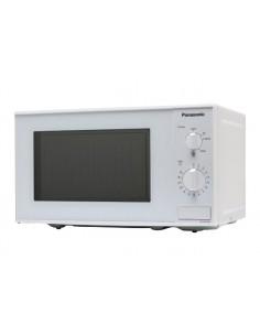 Panasonic NN-E201W Pöytämalli Solo-mikroaaltouuni 20 L 800 W Valkoinen Panasonic NN-E201WMEPG - 1