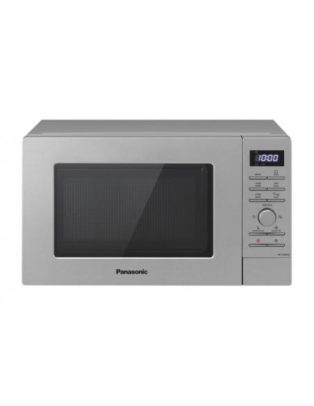 Panasonic NN-S29KSMEPG mikroaaltouuni Pöytämalli Solo-mikroaaltouuni 20 L 800 W Harmaa Panasonic NN-S29KSMEPG - 1